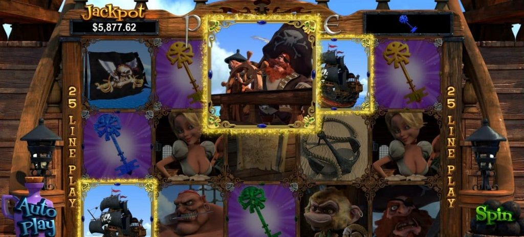 Pirate Isle Slot Review